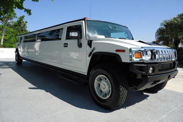 14 Person Hummer Sacramento Limo Rental