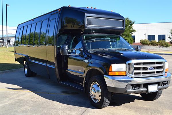 15 Person Party Bus Sacramento