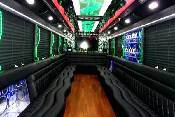 20 Person Party Bus 1 Sacramento