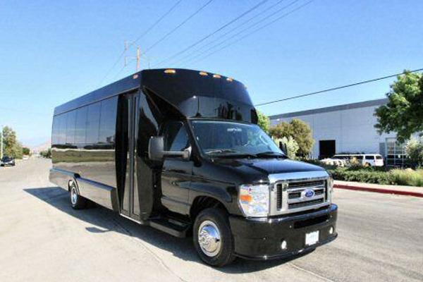 20 Person Party Bus Sacramento