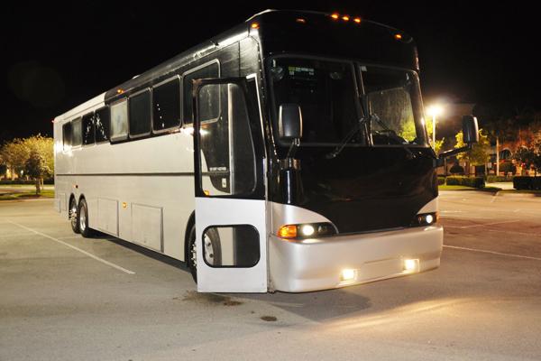 40 Person Party Bus Sacramento