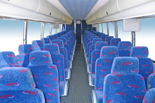 50 Person Charter Bus Rental Sacramento