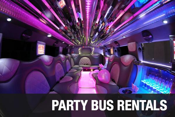 Party Bus Rentals Sacramento