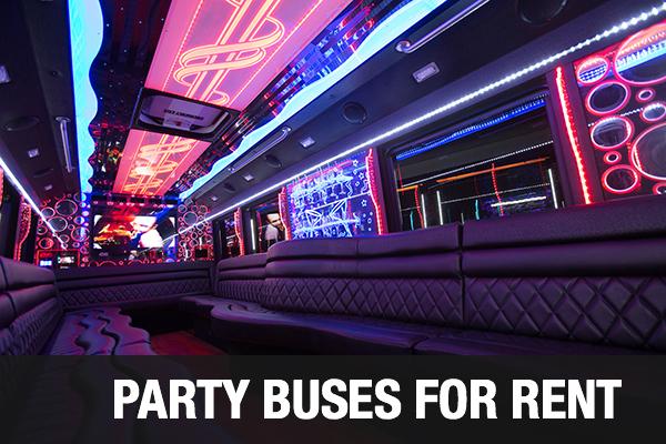 Party Bus Sacramento 2