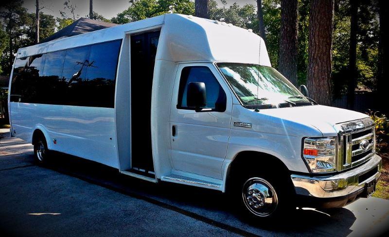 Sacramento 22 Passenger Party Bus