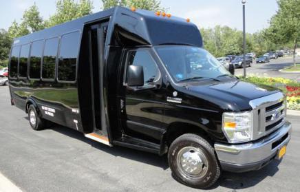 Sacramento 40 Person Shuttle Bus